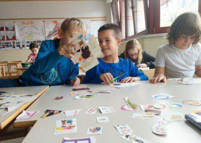 Učenje učenje - za mlajše